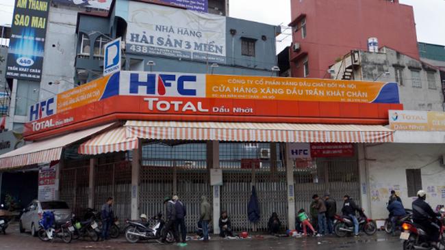Công ty Xăng dầu chất đốt Hà Nội (HFC) trả cổ tức và cổ phiếu thưởng tỷ lệ 85%