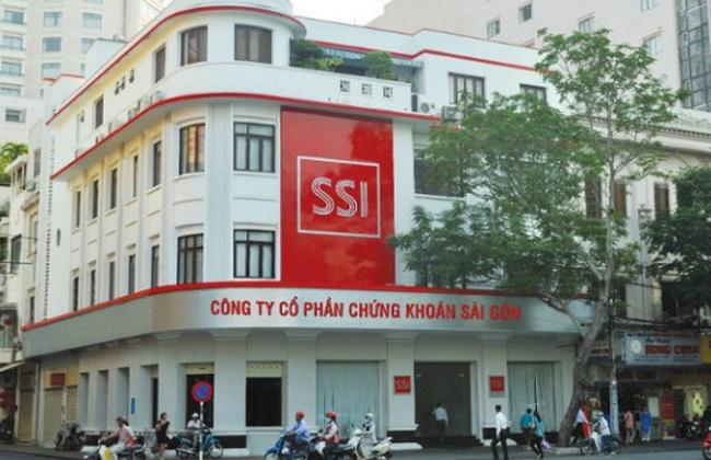 SSI (mẹ) đạt hơn 800 tỷ đồng lợi nhuận ròng, lợi nhuận hợp nhất ước đạt 1.056 tỷ đồng