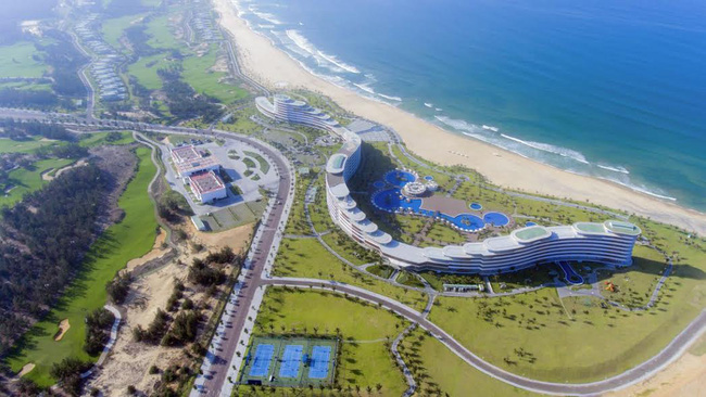 Tập đoàn FLC ra mắt FLC Lux City Quy Nhơn, nhận chứng nhận 5 sao cho khu nghỉ dưỡng vốn đầu tư 7.000 tỷ