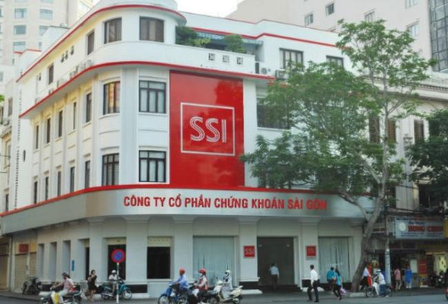 Nhóm Dragon Capital bán ra 1,5 triệu cổ phiếu SSI, giảm tỷ lệ sở hữu xuống 6,86%