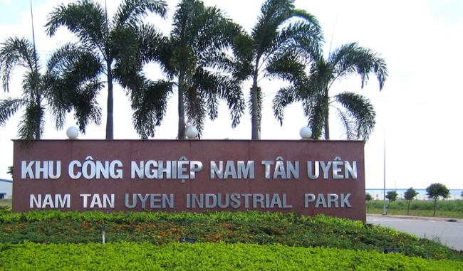 Khu công nghiệp Nam Tân Uyên trả cổ tức 30% bằng tiền