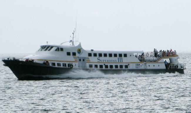 Tàu cao tốc Superdong Kiên Giang (SKG) chốt danh sách cổ đông trả cổ tức bằng cổ phiếu tỷ lệ 40%