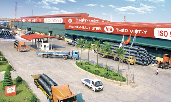 Thái Hưng gom cổ phiếu dư của Thép Việt Ý với giá 15.000 đồng/cp