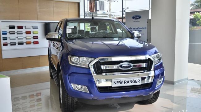 Ford Việt Nam thông báo doanh số tháng 9 giảm do khách hàng chờ đợi chính sách thuế