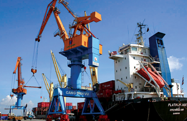 Cảng Đình Vũ (DVP) chốt danh sách cổ đông tạm ứng 20% cổ tức bằng tiền