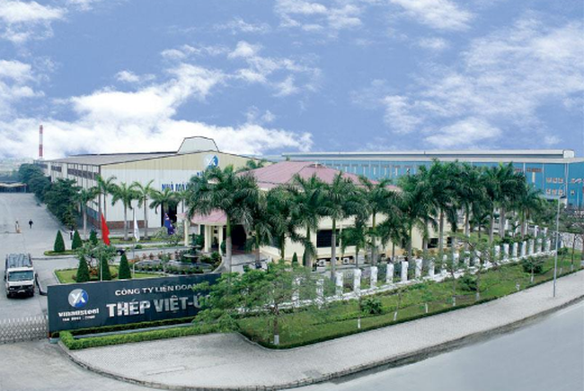 VIS tăng mạnh, Phó TGĐ bán hết 2,5 triệu cổ phiếu, thoái hết vốn tại Thép Việt Ý
