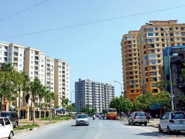 Công bố mới nhất khung giá dịch vụ chung cư tại Hà Nội
