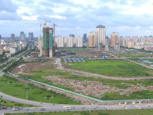 Thông tin mới nhất về hệ số điều chỉnh giá đất năm 2017 tại hàng loạt quận trung tâm Hà Nội