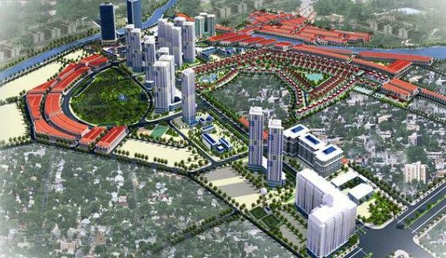 Hà Nội: Điều chỉnh quy hoạch phân khu đô thị S3 huyện Hoài Đức