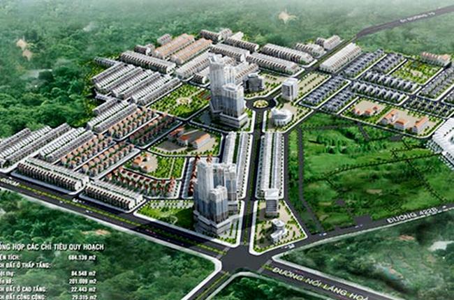 Hà Nội: Điều chỉnh tổng thể Quy hoạch Khu đô thị mới Vân Canh của HUD