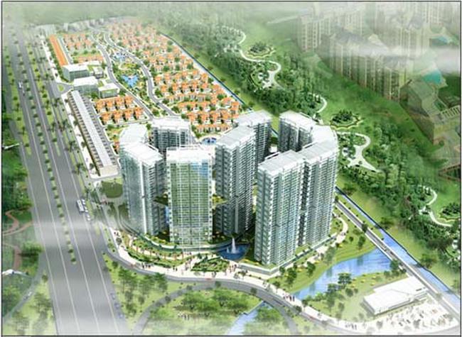 Hà Nội: Điều chỉnh tổng thể quy hoạch Khu đô thị An Khánh - An Thượng