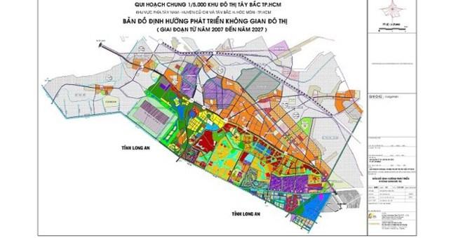 TP. HCM: Điều chỉnh quy hoạch Khu đô thị Tây Bắc