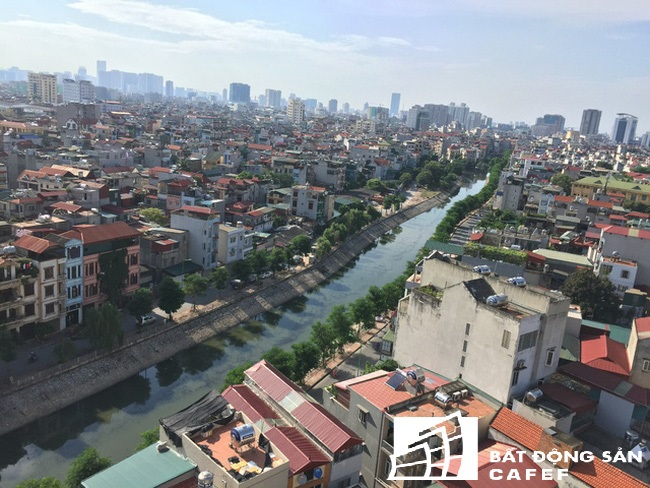 Hà Nội: Cận cảnh những tuyến phố dọc sông lột xác, nhà đất tăng giá chóng mặt
