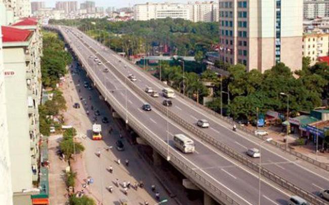Hai bên đường Khuất Duy Tiến - Nguyễn Xiển (Hà Nội) được xây cao ốc tối đa 50 tầng