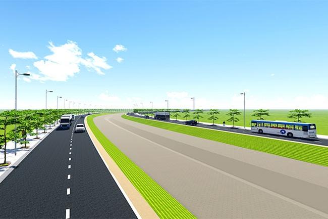 Điều chỉnh giá đất dự án đường Võ Văn Kiệt đến cao tốc TP.HCM-Trung Lương