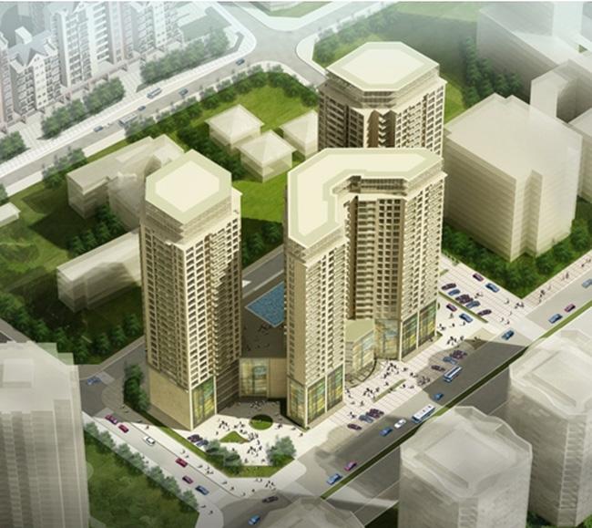 Hà Nội có thêm khu tổ hợp chung cư cao tầng Panorama tại quận Hoàng Mai