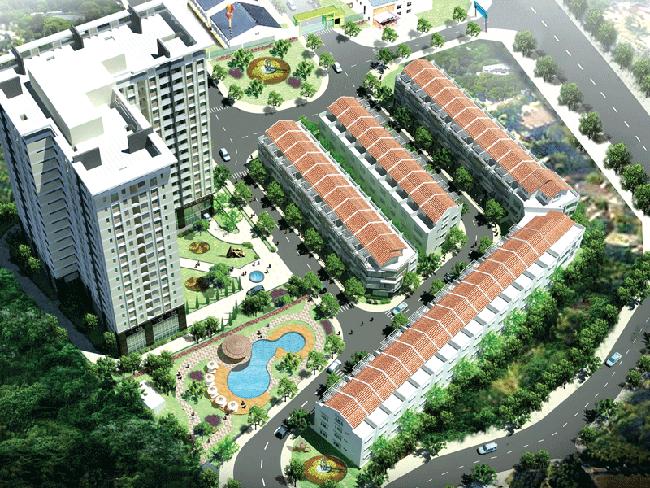 Bà Rịa-Vũng Tàu: Thu hồi dự án Khu nhà ở phía Đông rạch Thủ Lựu