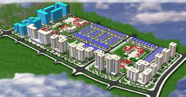 Hà Nội: Điều chỉnh tổng thể quy hoạch chi tiết khu đô thị mới Hoàng Văn Thụ