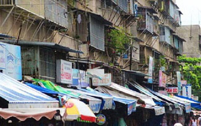 """TP. HCM: Khẩn cấp cho di dời các hộ dân sống ở chung cư """"chờ sập"""""""