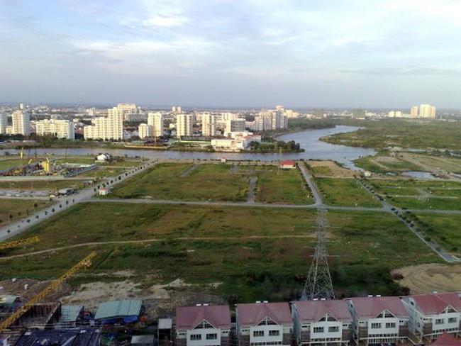 TPHCM điều chỉnh giá đất tại hàng loạt các dự án