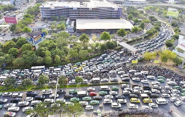 Đề xuất mở cổng sân bay Tân Sơn Nhất tại quận Gò Vấp để giảm ùn tắc