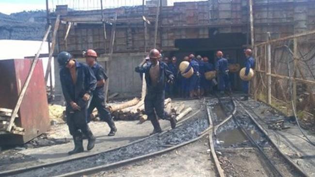Tìm thấy thi thể nạn nhân mắc kẹt trong hầm lò than tại Quảng Ninh