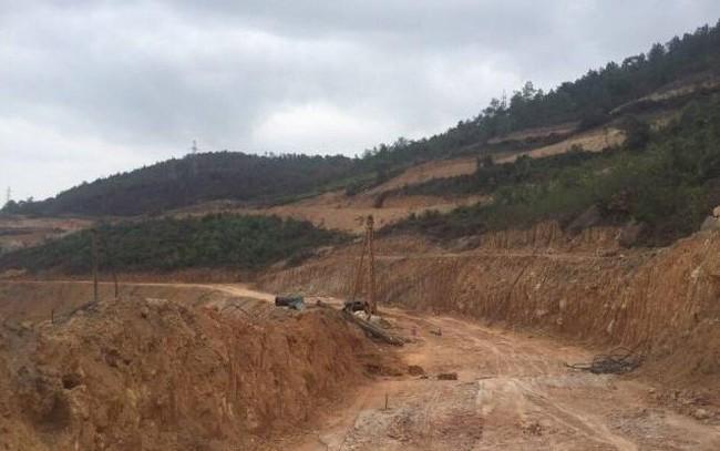 Quảng Ninh tạm dừng dự án Khu biệt thự đồi Thủy Sản của Công ty Cổ phần 577