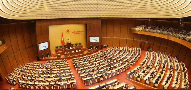 Quốc hội tiếp tục thảo luận kế hoạch phát triển kinh tế - xã hội