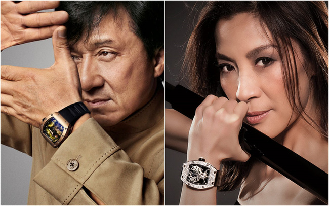 Những chiếc đồng hồ Richard Mille lấy cảm hứng từ sao quốc tế: Nhìn thôi cũng đủ xiêu lòng rồi!