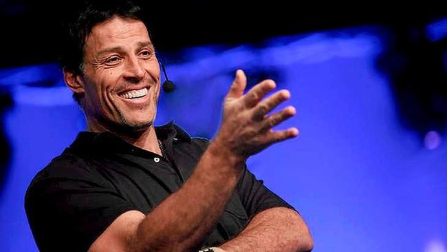 Tony Robbins tiết lộ 3 bí quyết giúp ông trở thành người giàu bạc tỷ