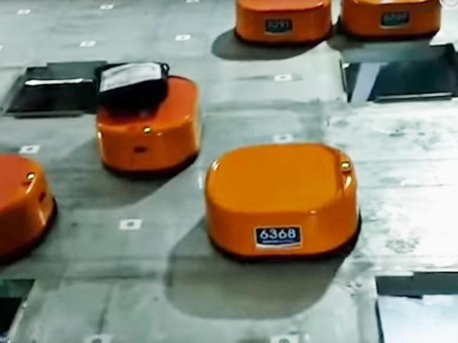 Công ty Trung Quốc dùng đội quân robot để cắt giảm chi phí nhân công