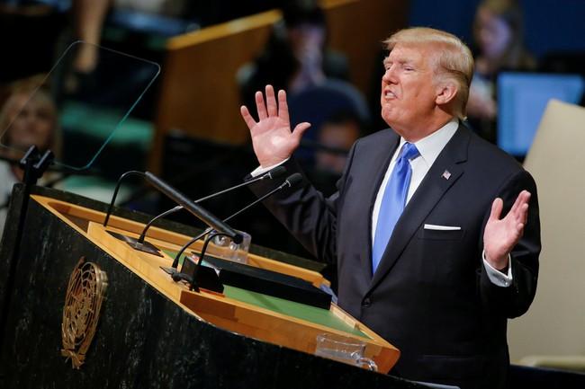 """Tổng thống Trump ban hành lệnh """"cấm cửa"""" mới với 8 quốc gia, bao gồm Triều Tiên và Venezuela"""