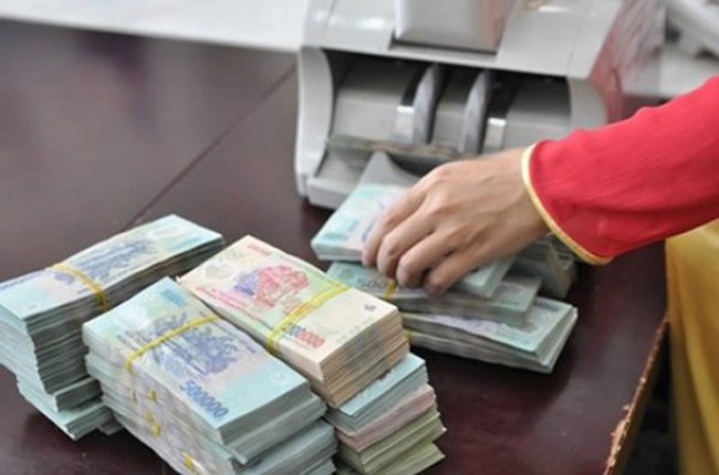 Từ 1.4, rút tiền quá 200 triệu đồng tại kho bạc phải đăng ký trước
