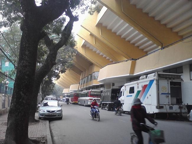 Hà Nội giao Tập đoàn T&T của Bầu Hiển xây bãi đỗ xe ngầm ở sân vận động Hàng Đẫy