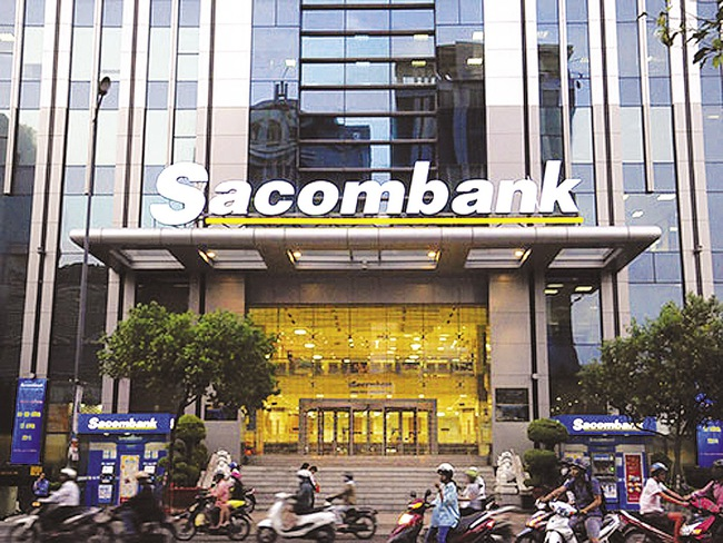 Ông Trầm Bê và ông Trầm Khải Hòa thôi không tham gia quản trị, điều hành tại Sacombank