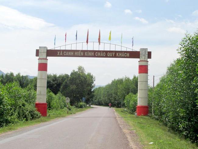 Chấn chỉnh sai phạm trong quản lý, sử dụng đất tại huyện Vân Canh (Bình Định)