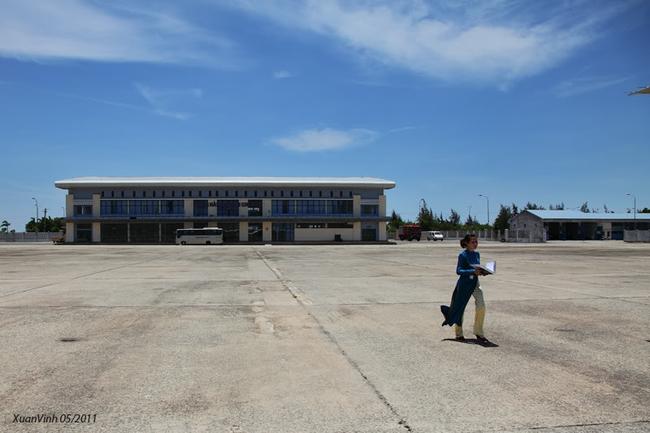 Thủ tướng Nguyễn Xuân Phúc: Sân bay Chu Lai không thể nhỏ như cái nhà riêng thế được!