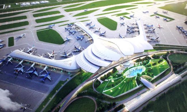 Yêu cầu hoàn thiện phương án thiết kế sân bay Long Thành