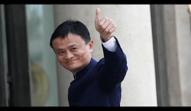 Grab 'lọt mắt xanh' Jack Ma