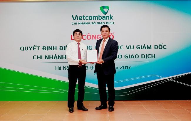 Ông Nguyễn Mỹ Hào được bổ sung vào HĐQT, Vietcombank Sở giao dịch có giám đốc mới