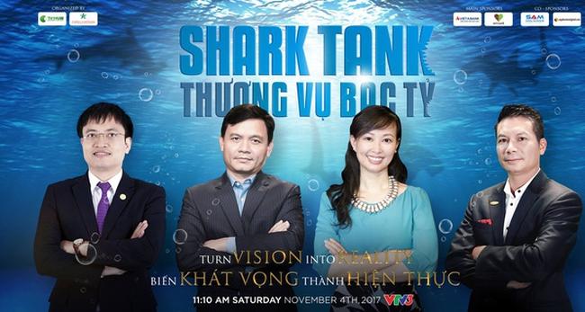 """Sam Holdings (SAM) dự kiến đầu tư tối đa 10 tỷ đồng vào chương trình """"Shark Tank Việt Nam"""""""