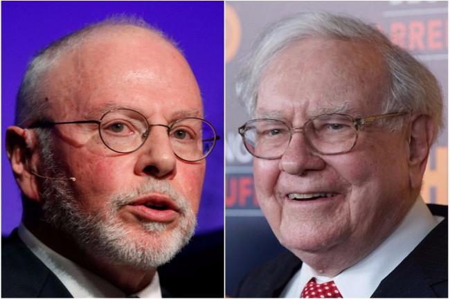 "Warren Buffett ""thua đau"" trước tỷ phú Paul Singer"