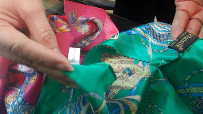 Bê bối Khaisilk bán lụa Trung Quốc: Lộ lỗ hổng quản lý thị trường