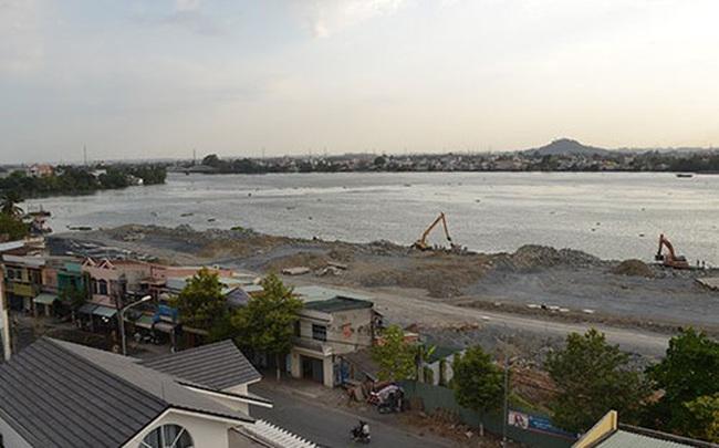 Yêu cầu xem xét các kiến nghị liên quan đến dự án lấn sông Đồng Nai