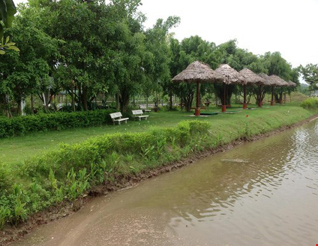 Thanh tra chính phủ công bố quyết định thanh tra dự án sinh thái Song Phương