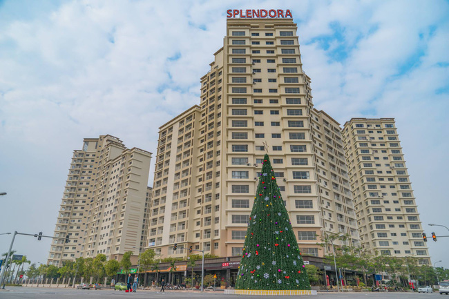Vinaconex dự kiến thu về hơn 400 tỷ lợi nhuận từ dự án Splendora trong năm 2018