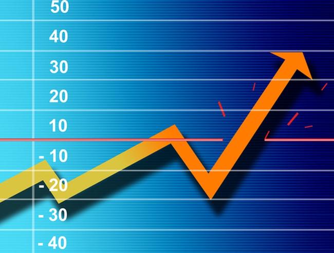 Cổ phiếu ngân hàng điều chỉnh, kéo VN-Index giảm 1,5 điểm