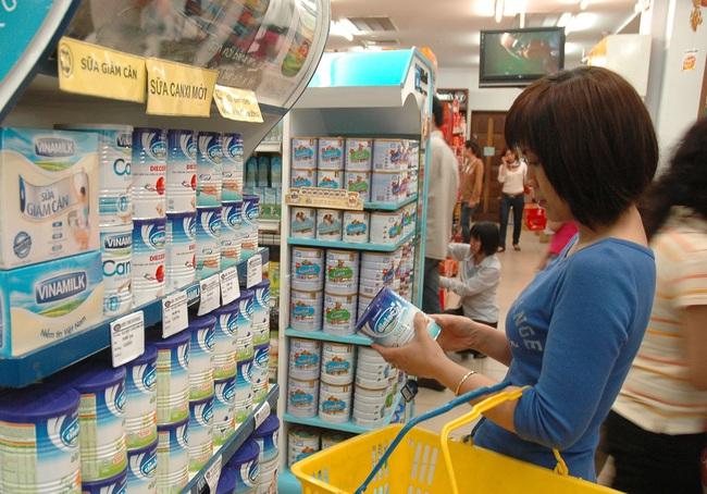 Đã có 8 đơn vị kê khai giá sữa và thực phẩm chức năng cho trẻ dưới 06 tuổi
