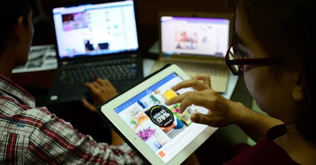 Sau TP. HCM, người kinh doanh trên Facebook tại Hà Nội cũng phải nộp thuế