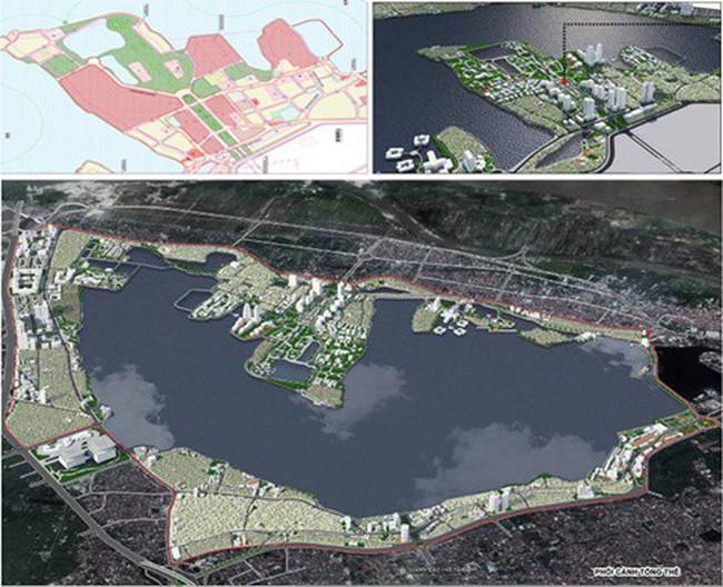 Sungroup được giao lập quy hoạch trục không gian trung tâm bán đảo Quảng An